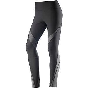 Nike Power Legend Tights Damen schwarz/anthrazit