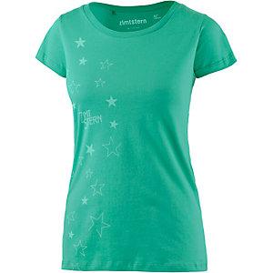 Zimtstern TSW Cadenza Printshirt Damen mint