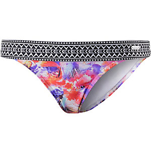 VENICE BEACH Spring Bikini Hose Damen orange/gelb/lila