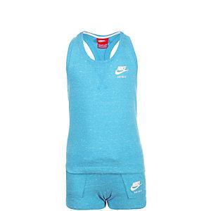 Nike Gym Vintage Trainingsanzug Kinder hellblau