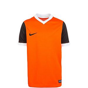 Nike Striker IV Fußballtrikot Kinder orange / schwarz