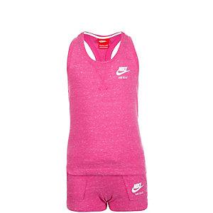 Nike Gym Vintage Trainingsanzug Mädchen pink