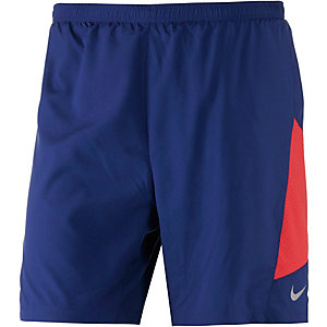 "Nike 7"" Pursuit 2 in 1 Laufshorts Herren dunkelblau"