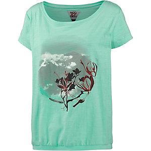 Rocxygen T-Shirt Damen türkis