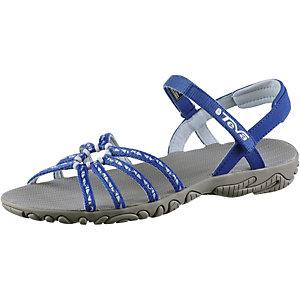 Teva Kayenta Outdoorsandalen Damen blau