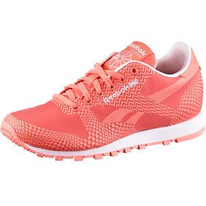 Reebok Classic Runner Summer Sneaker Damen koralle