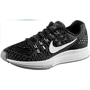 Nike Air Zoom Structure 19 Laufschuhe Damen schwarz/weiß