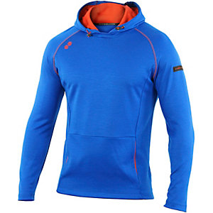 Rewoolution Hoodie Herren royal/orange
