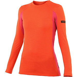 Rewoolution Funktionsshirt Damen orange/pink