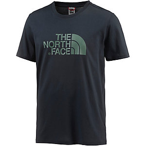 The North Face Easy Printshirt Herren navy