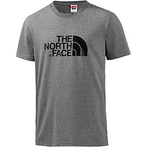 The North Face Easy Printshirt Herren grau