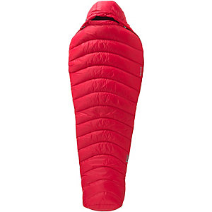 Marmot Atom Daunenschlafsack rot