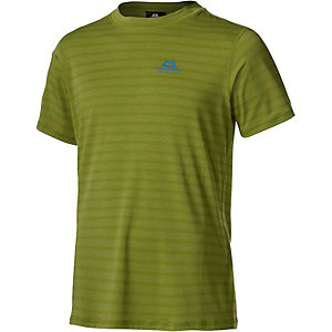 Mountain Equipment Groundup Funktionsshirt Herren grün