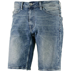 GARCIA Jeansshorts Herren light denim