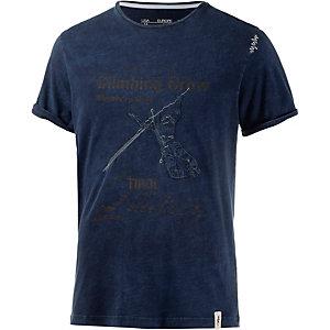 Chillaz Street Printshirt Herren indigo