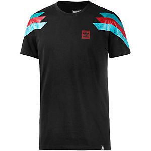 adidas EM 2016 Printshirt Herren schwarz