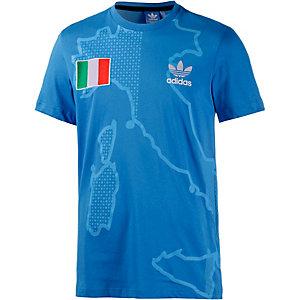 adidas EM 2016 Printshirt Herren royal