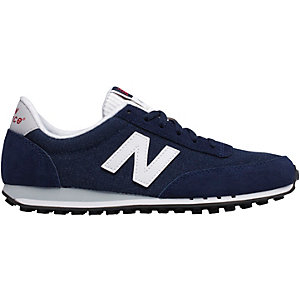 New Balance 574 Core Sneaker Damen Navy/Pink