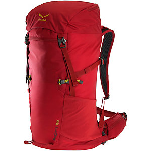 SALEWA Ascent 28 Wanderrucksack rot