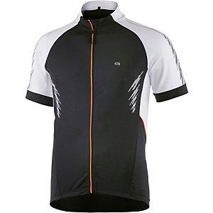 Gonso Deer Fahrradtrikot Herren schwarz/weiß