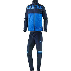 adidas Trainingsanzug Herren dunkelblau