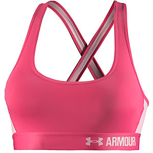 Under Armour Crossback Sport-BH Damen beere