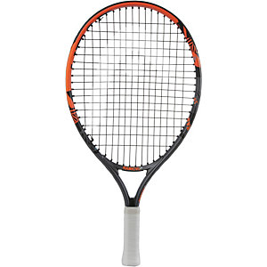 HEAD Radical Jr. 19 Tennisschläger Kinder schwarz/weiß/orange