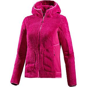 icepeak leela fleecejacke damen rosa im online shop von sportscheck kaufen. Black Bedroom Furniture Sets. Home Design Ideas
