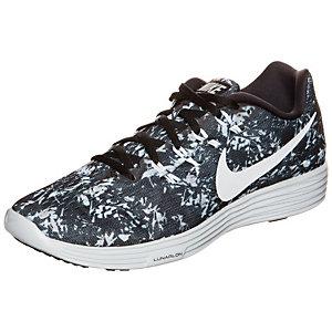 Nike LunarTempo 2 Print Laufschuhe Herren schwarz / grau