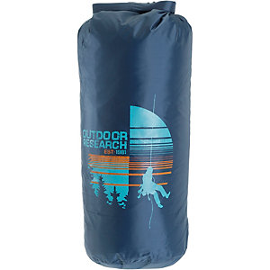 Outdoor Research Descender 15 Liter Packsack blau