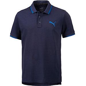 PUMA Sports Poloshirt Herren blau