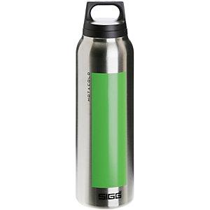 SIGG Hot & Cold Isolierflasche grün/silberfarben
