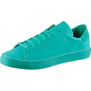 adidas Court Vantage Sneaker türkis