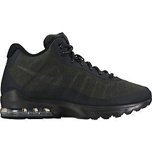 Nike WMS Air Max Invigor Mid Sneaker Damen schwarz