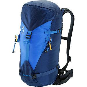 Haglöfs Roc Spirit 30 Kletterrucksack blau/dunkelblau