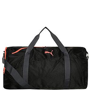 PUMA Fit Active Sporttasche schwarz / orange