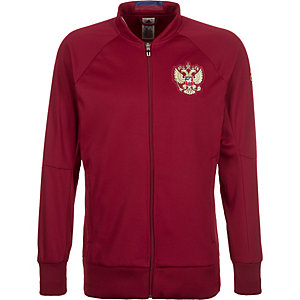 adidas Russland Anthem Trainingsjacke Herren bordeaux / gold