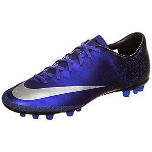Nike Mercurial Victory V Fußballschuhe Herren blau / silber