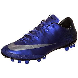 Nike Mercurial Veloce II CR7 Fußballschuhe Herren blau / silber