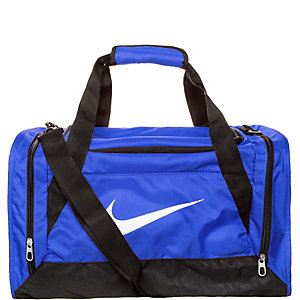 Nike Brasilia 6 Sporttasche blau / schwarz
