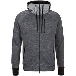 adidas Standard 19 Daybreaker Trainingsjacke Damen grau / schwarz