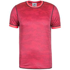 adidas Kanoi Reversible Laufshirt Herren rot / pink