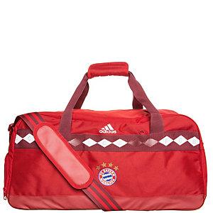 adidas Sporttasche rot / dunkelrot