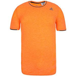 adidas adistar Wool Primeknit Laufshirt Herren orange