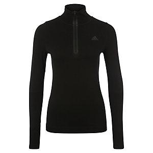 adidas Standard 19 Baselayer Funktionsshirt Damen schwarz