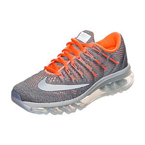 Nike Air Max 2016 Laufschuhe Kinder grau / orange