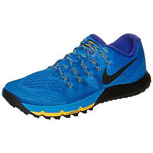 Nike Air Zoom Terra Kiger 3 Laufschuhe Herren blau / schwarz