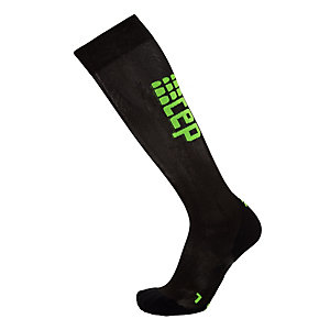 CEP Ultralight Laufsocken Damen schwarz / grün