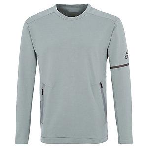 adidas Standard 19 Sweatshirt Herren hellblau