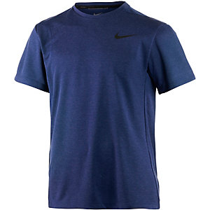 Nike Pro Dry Fit Funktionsshirt Herren blau